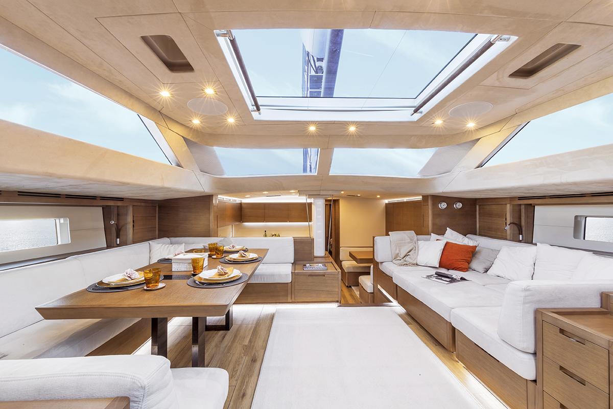 Advanced Yachts jikan salon