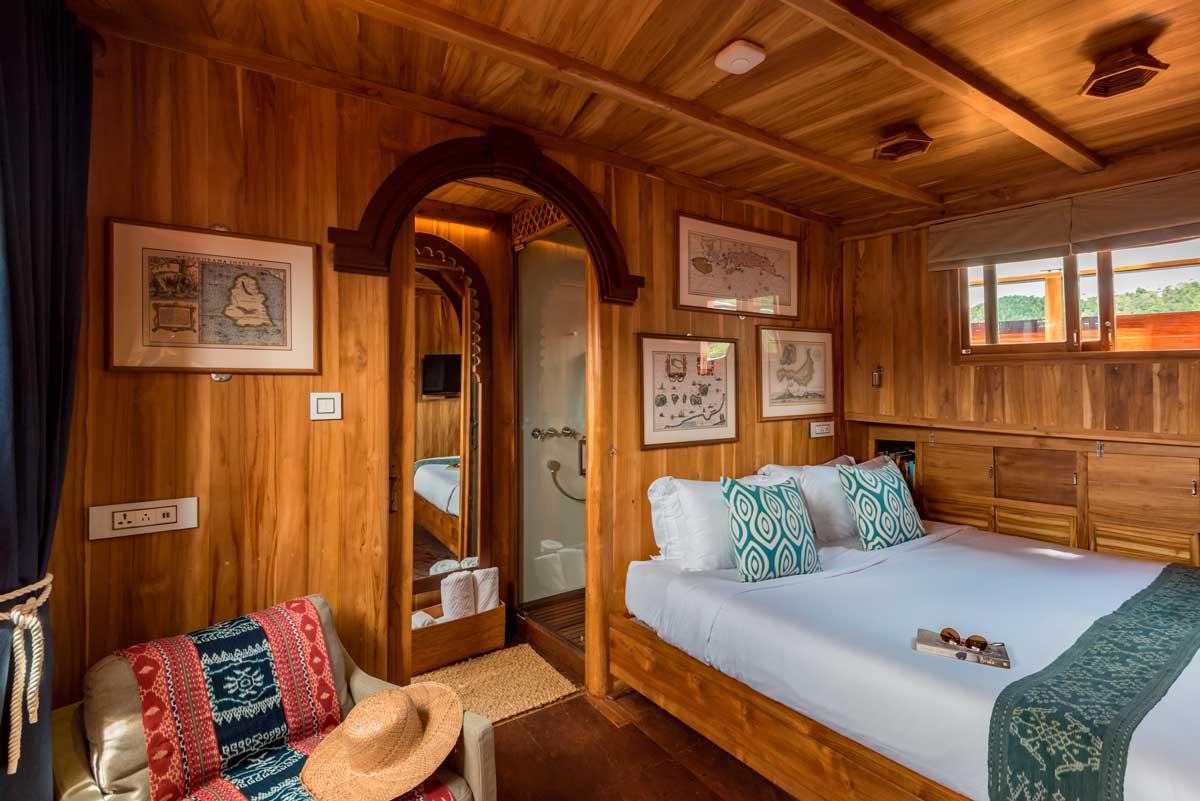 sequoia yacht cabin