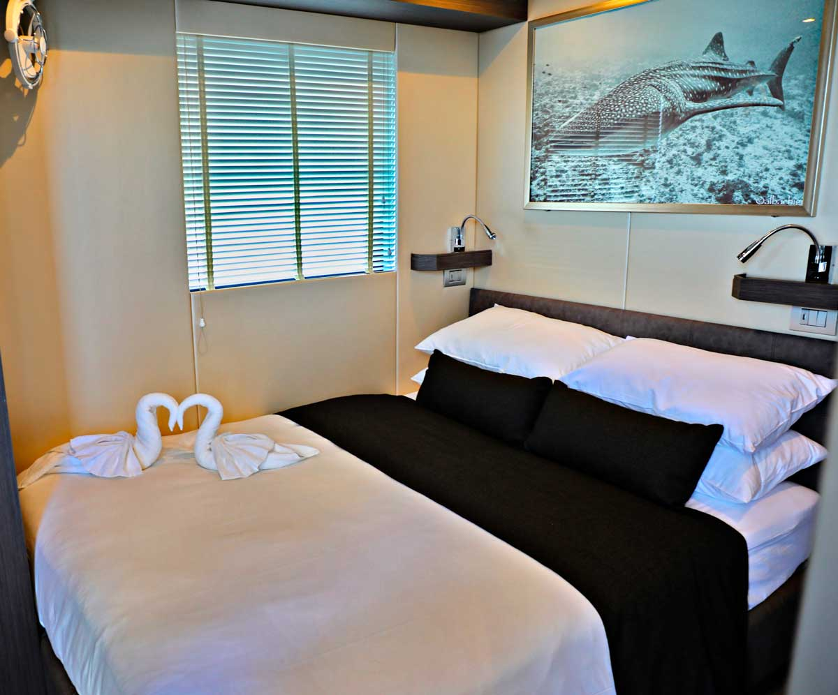 over reef master suite