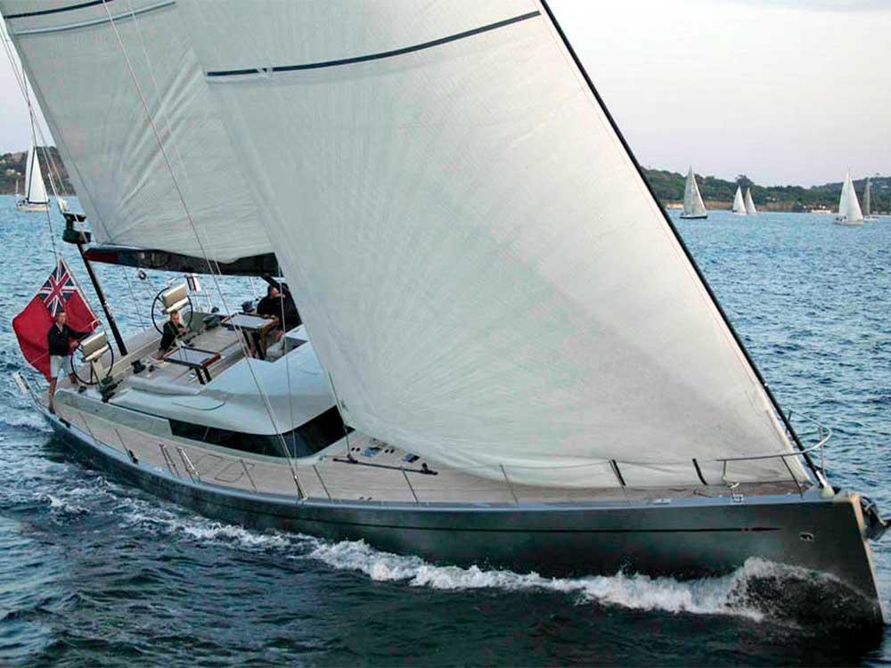 silandra v nautor yacht