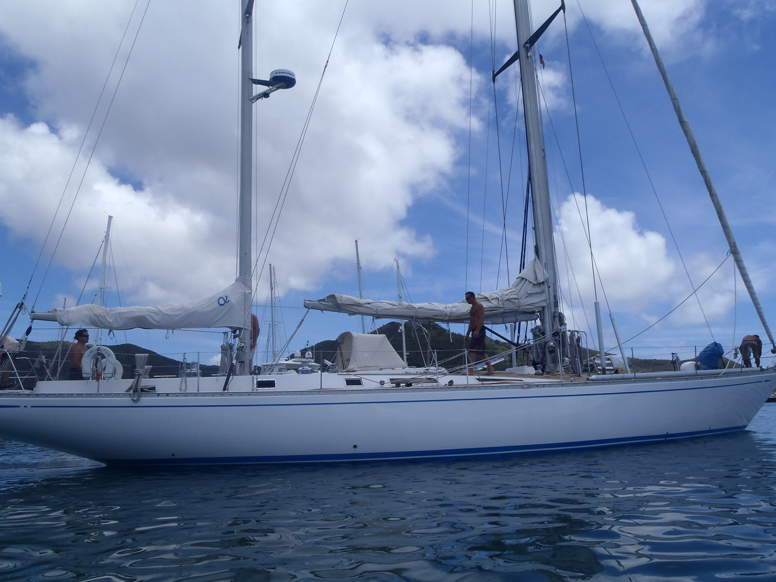 alpha centauri yacht for sale