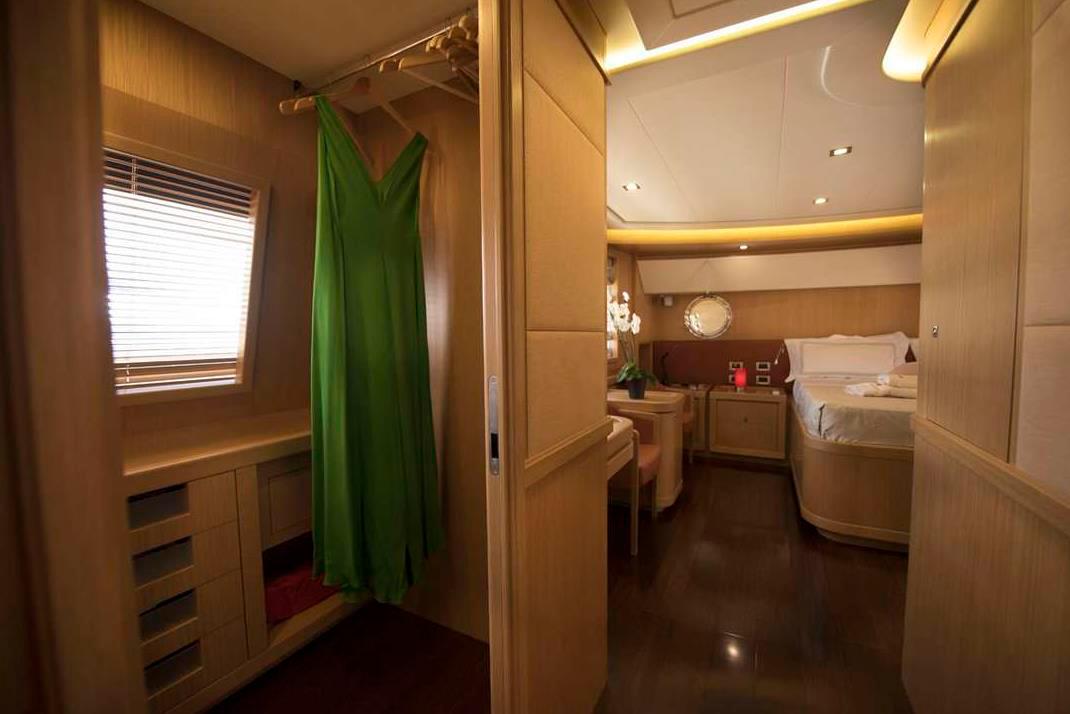 dana yacht interior