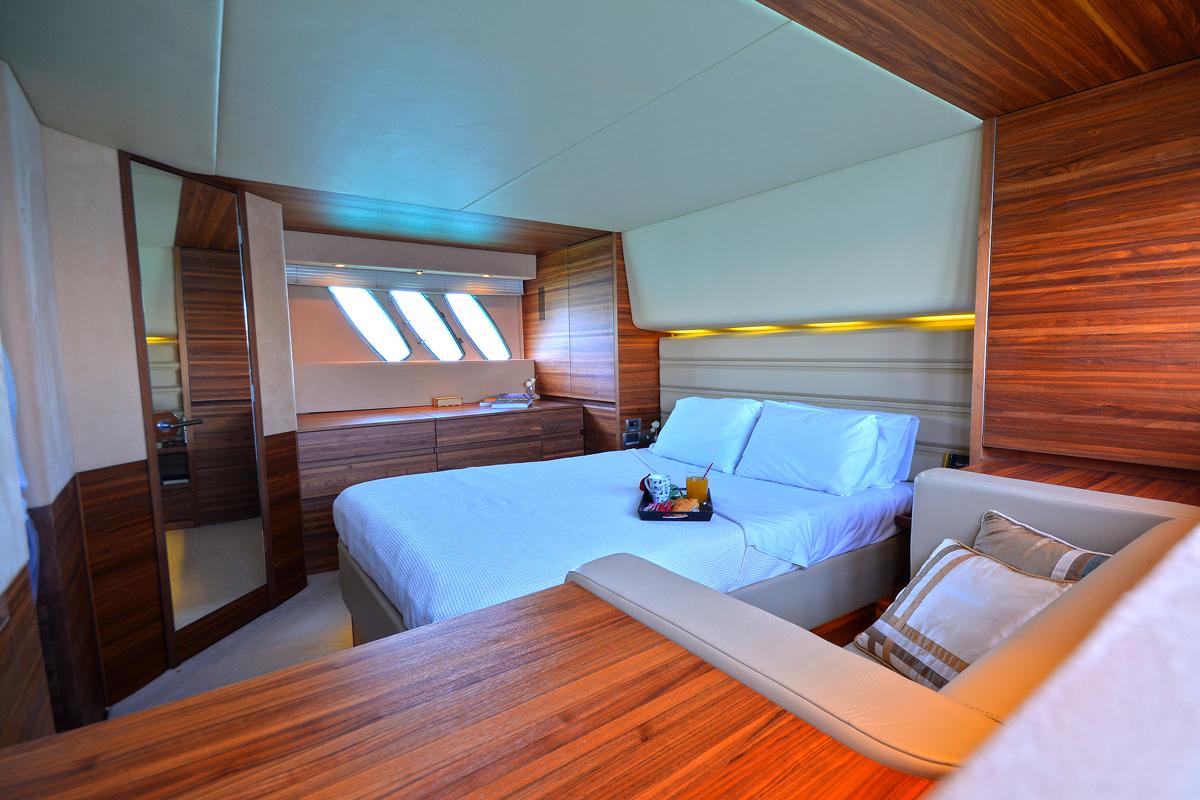 wave master cabin
