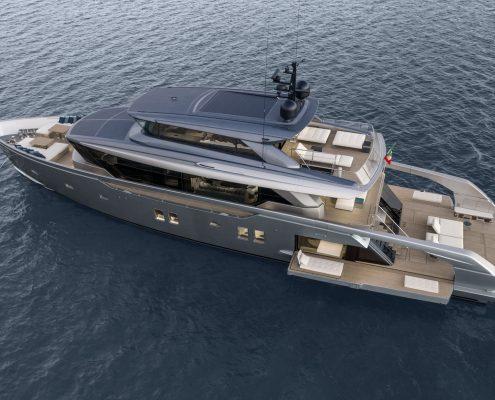 sx 112 almax yacht sanlorenzo