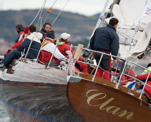 clan 2 carlini sailing yacht
