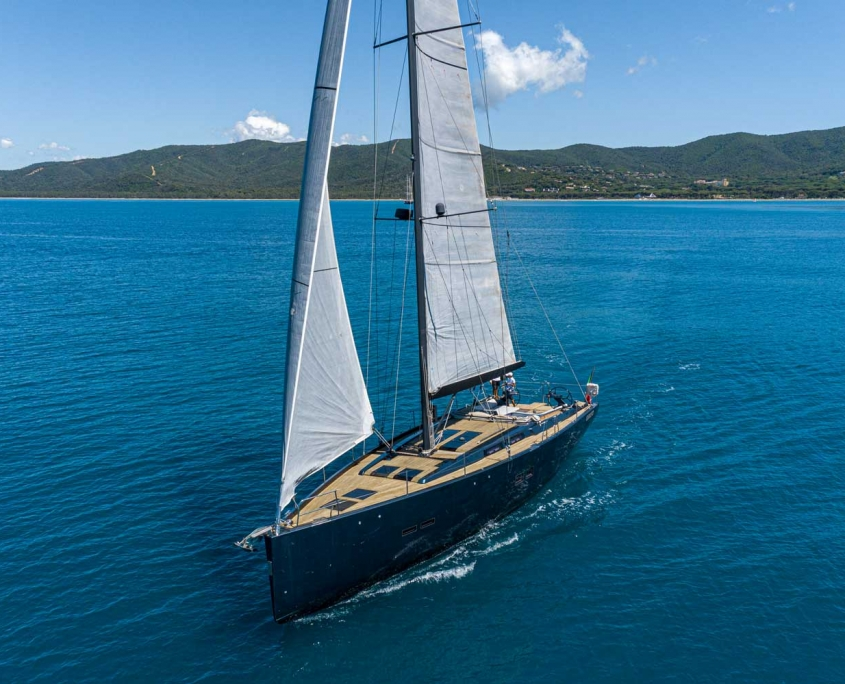 kind of blue easy sailing