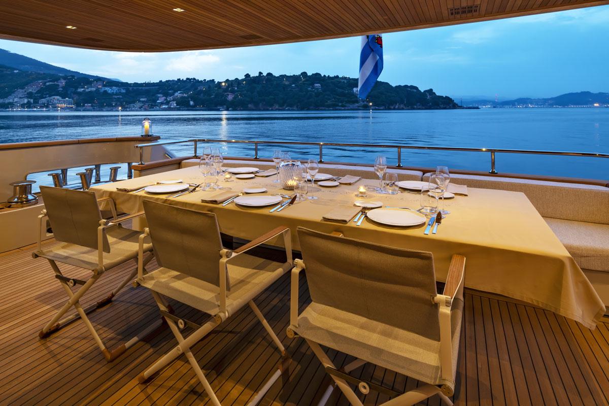 dining table sd 112 sanlorenzo