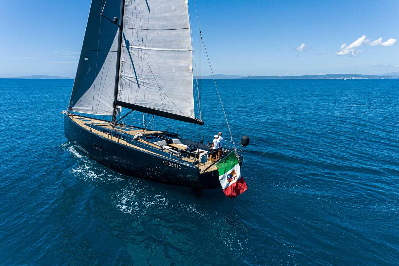 luxury sailing holiday