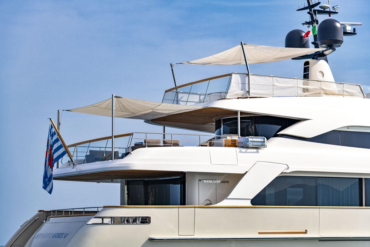 sanlorenzo yacht charter sd 112