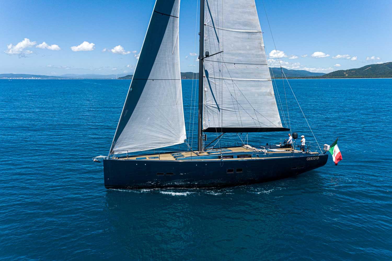 sailing kind of blue